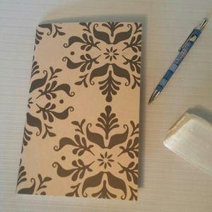 4/$20 Vintage Looking Notebook